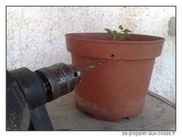 decoration avec des pots en terre cuite le moyen le plus facile et rapide pour suspendre des pots se