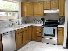 Kitchen Makeover Ideas On A Budget Kitchen Cabinet Makeover Cheap Simple Kitchen Cabinet Makeover
