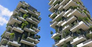Treescrapers Is A Sustainable Vertical Forests Architecture For - Sustainable apartment design