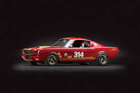 racing mustangs 1966 shelby mustang gt350h race car