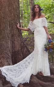 off the shoulder lace wedding dress vintage wedding dresses