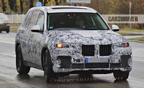 2018 bmw x7 spy photos u2013 news u2013 car and driver