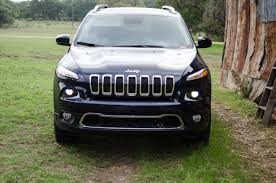 hunting jeep cherokee our jeep cherokee test drive surprises and delights motor review