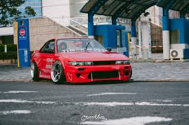 custom nissan 240sx s14 timeless beauty takashi u0027s nissan silvia s13 stancenation
