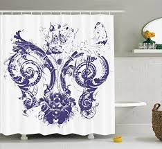 Fleur De Lis Shower Curtains Compare Price To Fleur De Lis Shower Curtain Hooks