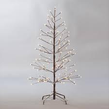 Christmas Tree Buy Online - 232 warm white leds 180cm snowy twig christmas tree buy online