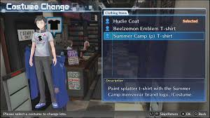 memory clothes how to change clothes in digimon story cyber sleuth