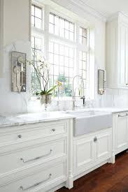 white kitchen cabinets wondefulkitchen remodel black appliances