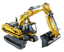 lego technic bucket wheel excavator the top lego technic set that i have ever seen and some of the