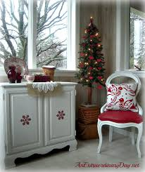 s day home decor easy transformation christmas to s day an