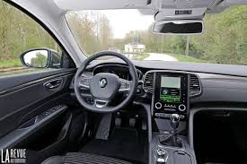 renault talisman estate photos renault talisman estate dci 110 interieur exterieur