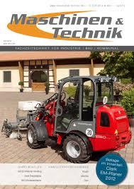 Baugrundst K Maschinen U0026technik Juni 2012 By Tb Verlag Issuu