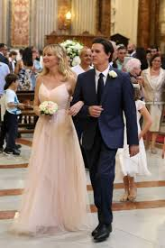kirsten dunst makes a gorgeous bridesmaid at her bff u0027s rome wedding