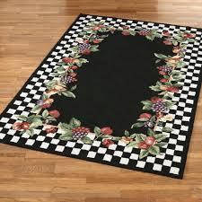 non slip kitchen rugs art3d premium reversible anti fatigue