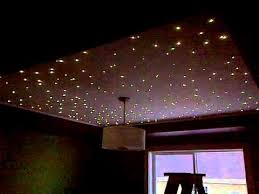 led star lights ceiling star ceiling by howell electric youtube
