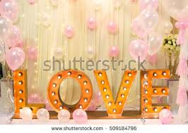 wedding backdrop balloons balloons wedding stock images royalty free images vectors