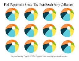 the teen beach movie party printable party decorations 6 50
