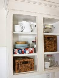 How Can I Paint My Kitchen Cabinets Distressed And Antiqued Kitchen Cabinets Hgtv