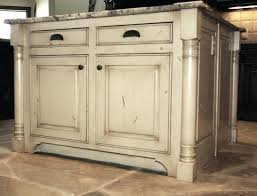 kitchen island posts kitchen island with post corbetttoomsen com