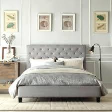 tufted headboard with wood trim tufted headboard bedroom set including homelegance celandine