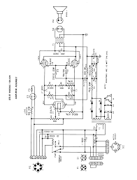 leslie amplifier schematics