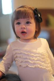 2 year hair cut image result for baby girls first haircut styles baby sister