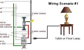 extraordinary wiring a switched outlet wiring diagram u2013 power to