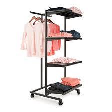 wholesale clothing racks retail clothing racks