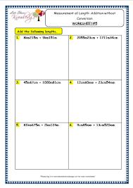 grade 3 maths worksheets 11 4 measurement of length addition