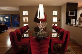 Red And Grey Dining Room Grey And Red Dining Room Ideas Decorin - Red dining room chairs