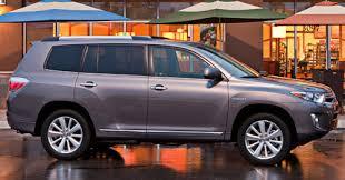2013 toyota sequoia gas mileage toyota highlander hybrid it s a hybrid i like it rides
