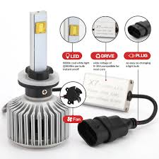 nissan titan headlight bulb 6x led high low beam headlight u0026 fog light bulb combo 9005