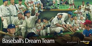 baseball u0027s dream team best players at each position