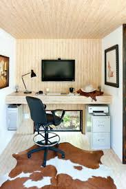 modern home office design home design sectional sofa in cozy contemporary home office