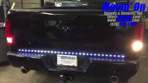 2001 dodge ram 1500 third brake light dodge ram 1500 led third brake light youtube