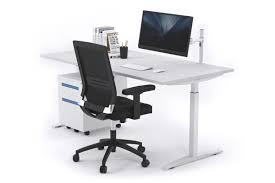 tall office chairs for standing desks straight desks u0026 office workstations from 240