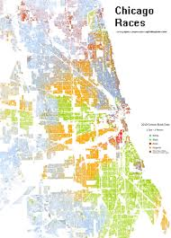 Bucktown Chicago Map by Chicago Data Mantascode