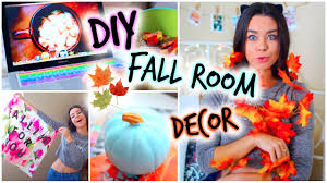 DIY Fall Room Decor Easy Ways To Decorate & Make It Cozy
