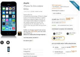 iphone 5s megapixels iphone 5c et iphone 5s prix et abonnement par op礬rateur