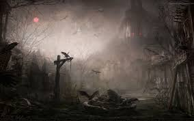 haunting halloween background mansion del horror jpg 1680 1050 fantasy horror art