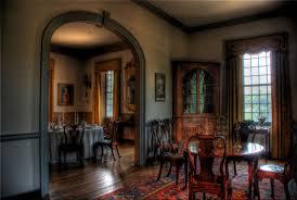 plantation interiors photos stratford hall plantation dining