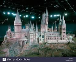 hogwarts castle stock photos u0026 hogwarts castle stock images alamy