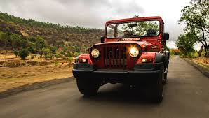 rumour all new mahindra thar with 1 5l engine coming in 2018