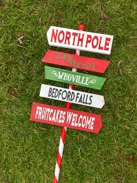 signs outdoors gifts for large families
