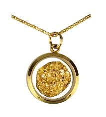 round gold necklace pendant images Gold round pendant necklace australia the gift souvenirs t jpg