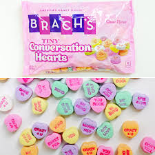valentines hearts candy the best s day conversation heart candies popsugar food