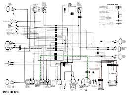 honda shadow motorcycle wiring diagram honda shadow parts catalog
