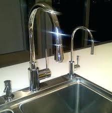 green kitchen sinks water filters for kitchen sink faucet filter home design ideas
