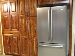 Kitchen Design Degree by Custom Red Cedar Kitchen Remodel Before And After Richins