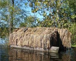 Floating Duck Blinds Photos Pontoon Boat Blind Refuge Forums